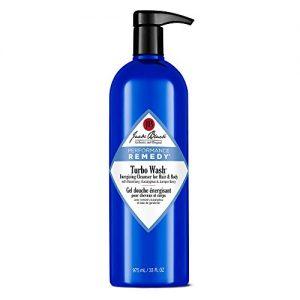 jack black turbo wash energizing cleanser for hair body 33 fl oz
