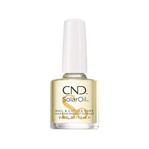 cnd essential solar oil nail and cuticle conditioner 025 fluid ounce