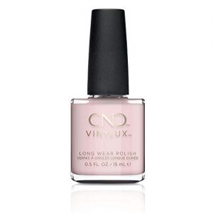 cnd vinylux weekly polish negligee 05 fluid ounce