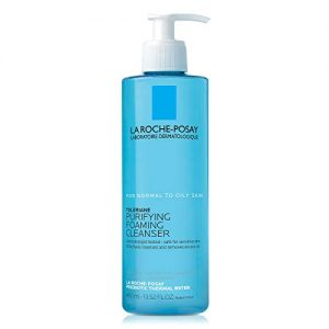 la roche posay toleriane face wash cleanser purifying foaming cleanser for