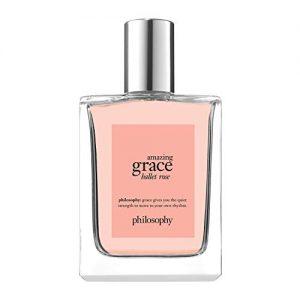 philosophy amazing grace ballet rose eau de toilette 2 oz